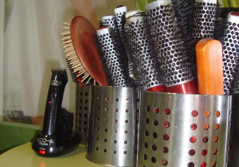 Matériel coiffeur modulatif