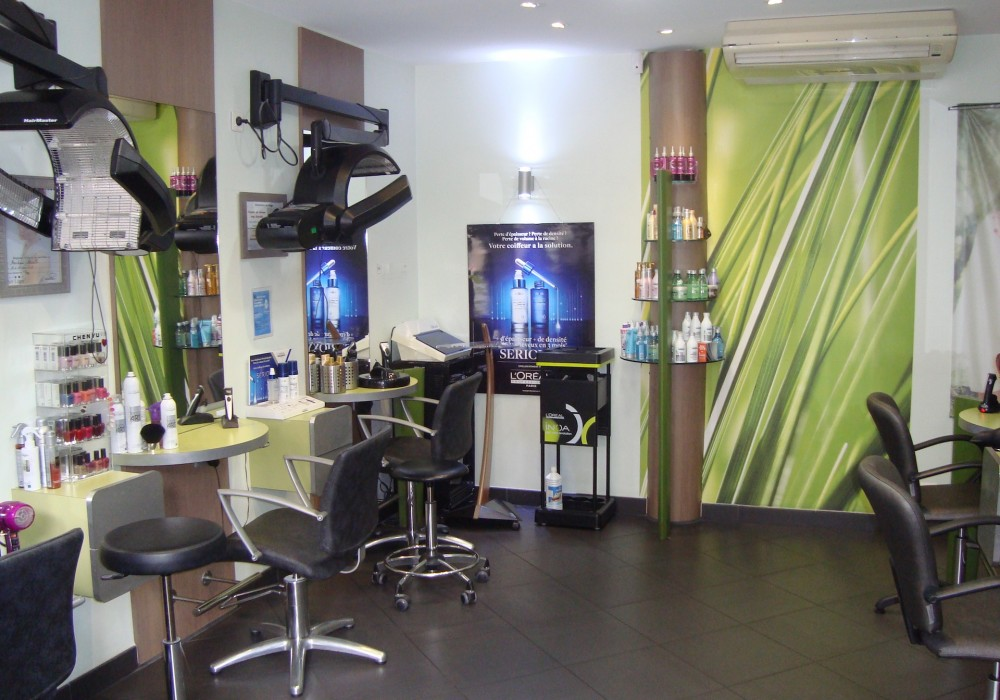 Salon coiffure Modulatif