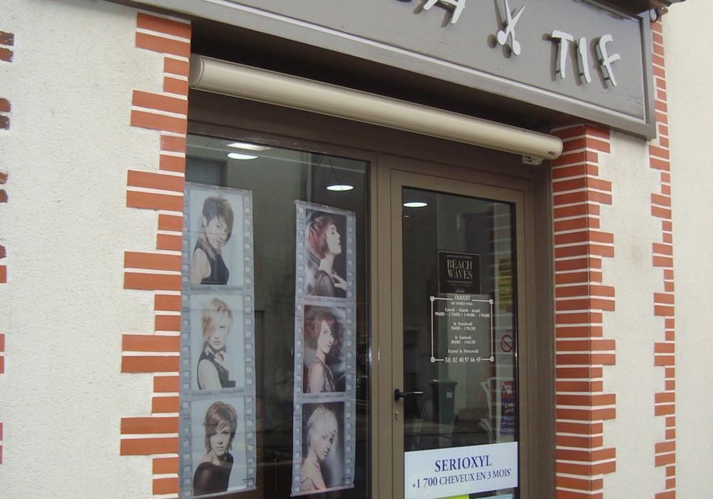 Salon de coiffure mixte Saint mars la jaille